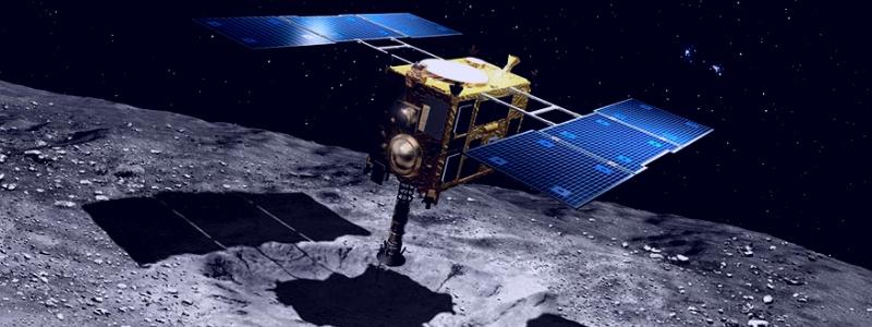 Japanese space probe