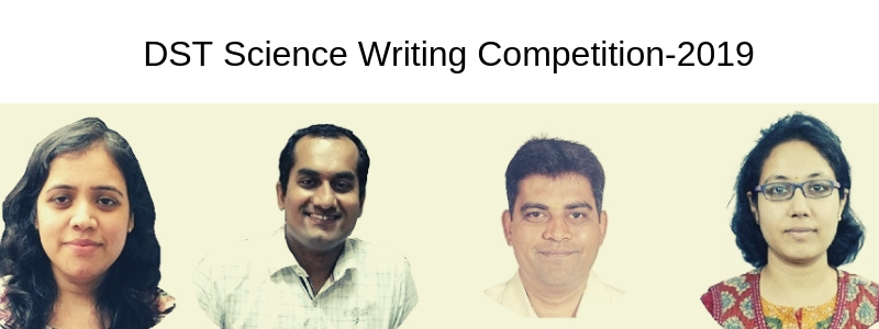 dst science writing award