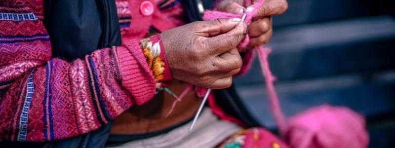handicrafts industry